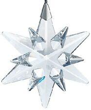 Swarovski Star Ornament 2005  little  /  Kleine ster 05