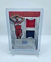2015-16 Panini Excalibur Head to Toe Signatures #13 Kelly Oubre Jr./#8 of 75