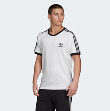 Adidas 3-Stripes T shirt Tee A Cotton Tee Inspired By Retro '70 s Style Clothing