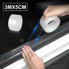 3M Protector Sill Scuff Car Auto Door Plate Anti-Sticker Scratch Bumper Strip