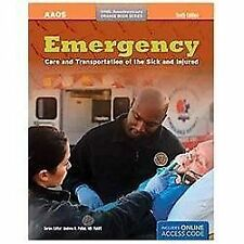 Emergency Care and Transportation of the Sick and Injured by American Academy o…