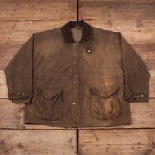 "Da Uomo Vintage cc Filson Co. 1440N cotone PARAFFINATO Caccia Giacca USA XXL 50"" XR 9470"