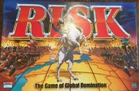 Risk Global The Game Of Domination Replacement Parts Pieces 1999 Board Hasbro