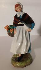 Royal Doulton Country Lass Figurine Hn1991 Mint