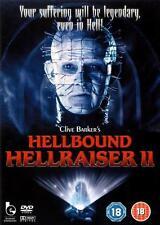 Hellbound : Hellraiser 2 (new & sealed DVD / Tony Randall 1988)