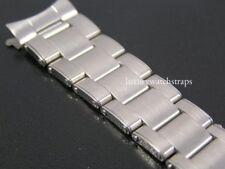 SUPERB STAINLESS STEEL OYSTER RIVET BRACELET FOR ROLEX TUDOR WATCH 20mm