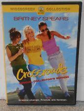 Crossroads (DVD 2002 Collector's Edition ) RARE MUSIC DRAMA MINT DISC W / INSERT