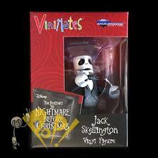 NBX Nightmare Before Christmas JACK SKELLINGTON Vinimate Figure Minimates DST!