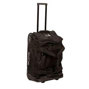 Skins Wheeled Bag - Black - New - Sportswear - School - Hiking