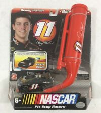 Denny Hamlin #11 Nascar Pit Stop Racers Motorized Car 2008 Jakks Pacific New
