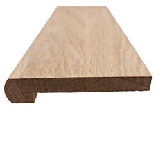 Oak Staircase Landing Tread for Cladding 20mm - various lengths