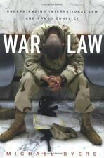 NEW - War Law: Understanding International Law and Armed Conflict