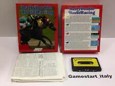 DAILY DOUBLE HORSE RACING - COMMODORE 64 C64 - USATO USED - TAPE