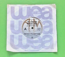 """Peter Frampton – The Long And Winding Road  - 7""""  Single"""