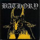 Bathory Yellow Goat Patch Quarthon Venom Black Metal Monowar Viking Amon Amarth