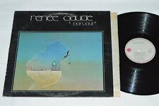 RENEE CLAUDE ... Bonjour LP Disques Sol 1979 SOLT-1001 VG/VG Pop Chanson