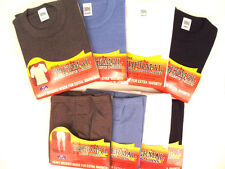 NEW MENS GENTS QUALITY THICK THERMAL T SHIRT OR LONG JOHNS WINTER WARM INSULATED