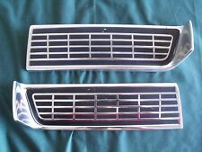 1969 NOS Ford Fairlane Torino 1/4 Extension Mouldings 69