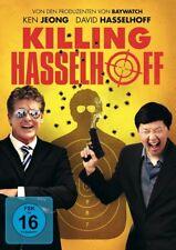 DVD * KILLING HASSELHOFF   JUSTIN BIEBER , RHYS DARBY # NEU OVP +