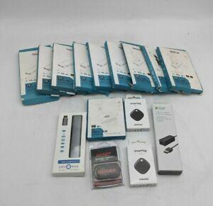 Various Electronics (USB-C Hub, Samsung SmartTag) Lot of 15 -IB0174