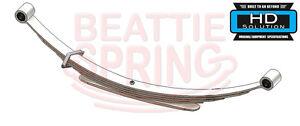 Heavy Duty Rear Leaf Spring for S-10 Pickup Blazer Jimmy Sonoma HD 5 Leaf