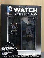 Eaglemoss DC Comics Watch Collection BATMAN #608 HUSH Watch NEW
