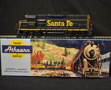 "Athearn HO gauge Locomotive 4205 GP35 PWR Santa Fe ""1347"" Boxed MINT"