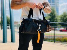 Parachute Mini Duffel Bag - Black