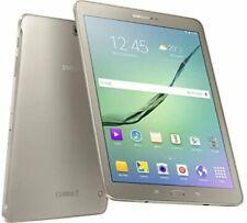 "Samsung Galaxy Tab S2 9.7"" 3GB 32GB Wi-Fi SM-T810 Gold Android 7.0 Tablet"
