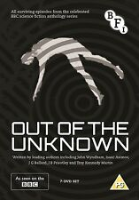 DVD:OUT OF THE UNKNOWN - NEW Region 2 UK