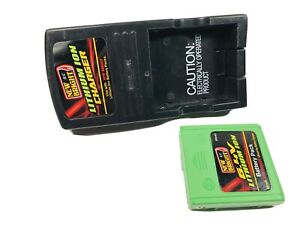 NEW BRIGHT 6.4v LITHIUM ION BATTERY & BATTERY CHARGER RC