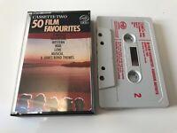 50 Film Favourites Cassette Tape Album Cassette Two Tested