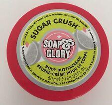 Soap&Glory Sugar Crush Body Buttercream Mini 50ml Travel Size NEW