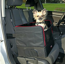 Trixie Friends on Tour, Secure Comfortable Dog Booster Car Seat, Travel Safe