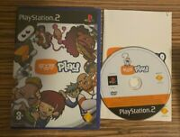 Eye Toy Play Sony PlayStation 2 Ps2 Game