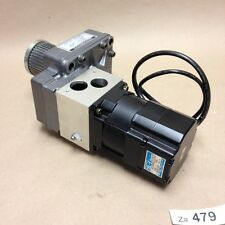 Tamagawa Seiki 4512N4021E200 Tbl-i Series Ac Servo Gear Motor, 5:1 Turn Ratio