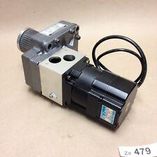Tamagawa Seiki 4512N4021E200 Tbl-i Series Ac Servo Gear Motor, 5:1 Turn Ratio