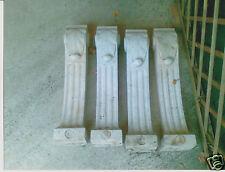Set di quattro mensole in marmo - Italia centrale - '800
