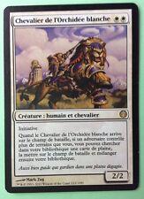MTG MAGIC Carte CHEVALIER DE L'ORCHIDÉE BLANCHE 6/81 Decks Knights vs Dragons