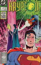 World of Krypton (2nd Series) #4 VF; DC | save on shipping - details inside