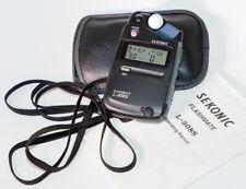 Sekonic L 308S Flashmate light meter