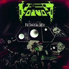 VOIVOD - KILLING TECHNOLOGY (DELUXE EXPANDED EDITION) 2 CD+DVD NEU