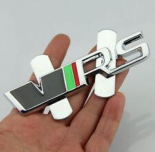 3D Auto RS Grill Frontgrill Emblem Schriftzug Plakette für Jaguar Racing sports
