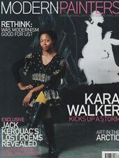 JACK KEROUAC'S LOST POEMS-KARA WALKER- ROSS LOVEGROVE -  MODERN PAINTERS (2006)