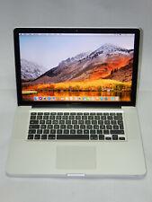 """Apple MacBook Pro 15,4"""" A1286 Intel i7 500GB SSD"""