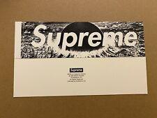 Supreme Akira Neo Tokyo Box Logo Sticker FW17