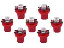rote high Power LED Tacho Beleuchtung Audi 80 90 100 A6 Coupe Umbauset rot