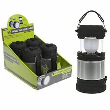 Summit 2in1 Portable LED Spot Light And Lantern Torch Lamp Work Home Lighting 1w