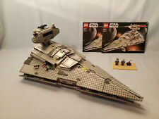 LEGO Star Wars #6211 Imperial Star Destroyer - Complete, Instructions, 2006