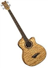 Dean Exotica Acoustic/Electric Bass Guitar